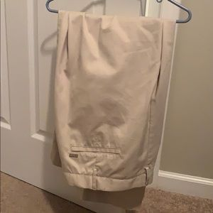 Men's Izod dress pants! Size 44x30